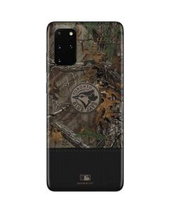 Toronto Blue Jays Realtree Xtra Camo Galaxy S20 Plus Skin