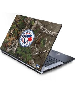 Toronto Blue Jays Realtree Xtra Green Camo Generic Laptop Skin