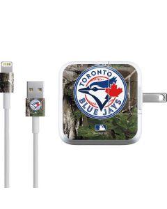 Toronto Blue Jays Realtree Xtra Green Camo iPad Charger (10W USB) Skin