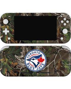 Toronto Blue Jays Realtree Xtra Green Camo Nintendo Switch Lite Skin