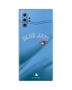 Toronto Blue Jays Retro Jersey Galaxy Note 10 Plus Skin