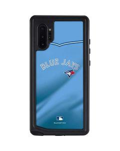 Toronto Blue Jays Retro Jersey Galaxy Note 10 Plus Waterproof Case