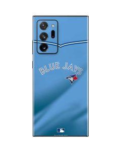 Toronto Blue Jays Retro Jersey Galaxy Note20 Ultra 5G Skin