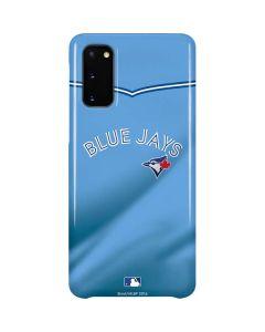 Toronto Blue Jays Retro Jersey Galaxy S20 Lite Case