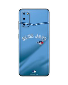 Toronto Blue Jays Retro Jersey Galaxy S20 Skin