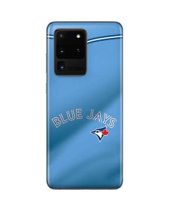 Toronto Blue Jays Retro Jersey Galaxy S20 Ultra 5G Skin