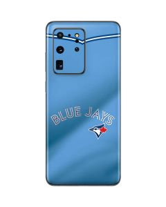 Toronto Blue Jays Retro Jersey Galaxy S20 Ultra 5G Skin
