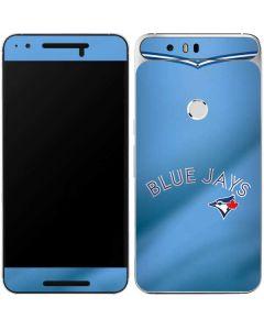 Toronto Blue Jays Retro Jersey Google Nexus 6P Skin