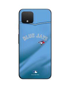 Toronto Blue Jays Retro Jersey Google Pixel 4 Skin