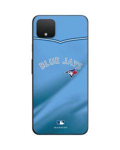 Toronto Blue Jays Retro Jersey Google Pixel 4 XL Skin