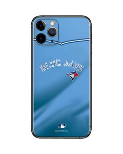 Toronto Blue Jays Retro Jersey iPhone 11 Pro Skin