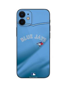 Toronto Blue Jays Retro Jersey iPhone 12 Mini Skin