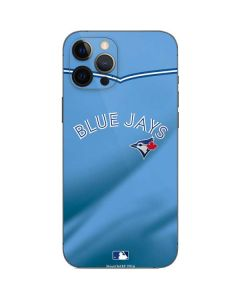 Toronto Blue Jays Retro Jersey iPhone 12 Pro Max Skin