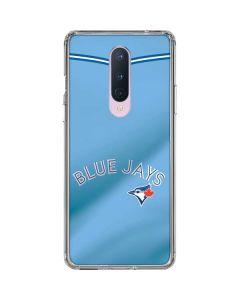 Toronto Blue Jays Retro Jersey OnePlus 8 Clear Case