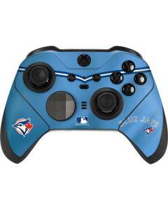 Toronto Blue Jays Retro Jersey Xbox Elite Wireless Controller Series 2 Skin