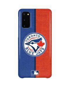 Toronto Blue Jays Split Galaxy S20 Lite Case