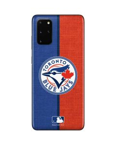 Toronto Blue Jays Split Galaxy S20 Plus Skin