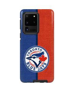 Toronto Blue Jays Split Galaxy S20 Ultra 5G Pro Case
