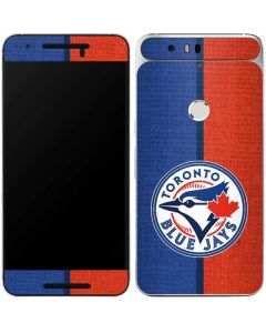 Toronto Blue Jays Split Google Nexus 6P Skin