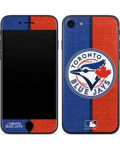 Toronto Blue Jays Split iPhone SE Skin