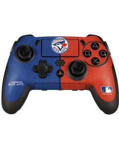 Toronto Blue Jays Split PlayStation Scuf Vantage 2 Controller Skin