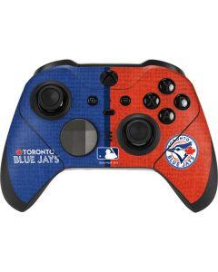 Toronto Blue Jays Split Xbox Elite Wireless Controller Series 2 Skin