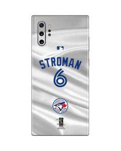 Toronto Blue Jays Stroman #6 Galaxy Note 10 Plus Skin