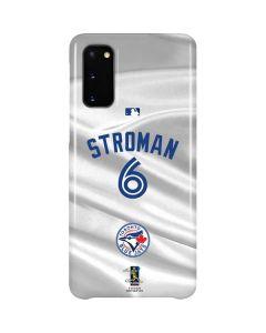 Toronto Blue Jays Stroman #6 Galaxy S20 Lite Case
