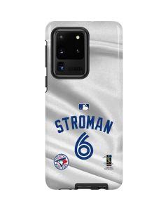 Toronto Blue Jays Stroman #6 Galaxy S20 Ultra 5G Pro Case
