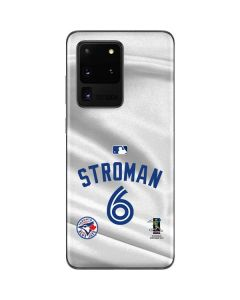 Toronto Blue Jays Stroman #6 Galaxy S20 Ultra 5G Skin