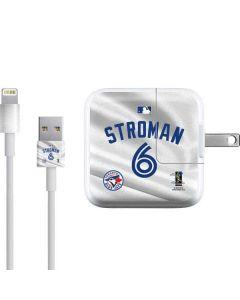 Toronto Blue Jays Stroman #6 iPad Charger (10W USB) Skin