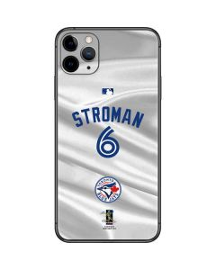 Toronto Blue Jays Stroman #6 iPhone 11 Pro Max Skin