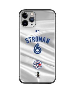 Toronto Blue Jays Stroman #6 iPhone 11 Pro Skin