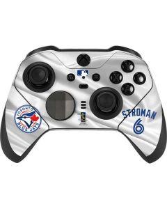 Toronto Blue Jays Stroman #6 Xbox Elite Wireless Controller Series 2 Skin
