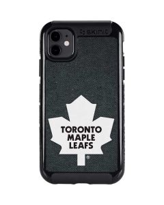 Toronto Maple Leafs Black Background iPhone 11 Cargo Case