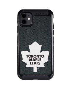 Toronto Maple Leafs Black Background iPhone 11 Cargo Case