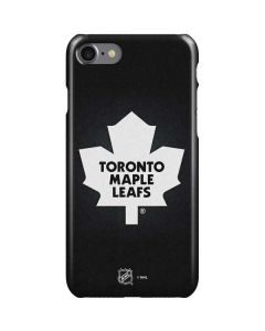 Toronto Maple Leafs Black Background iPhone SE Lite Case