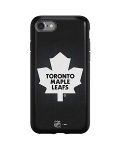 Toronto Maple Leafs Black Background iPhone SE Pro Case