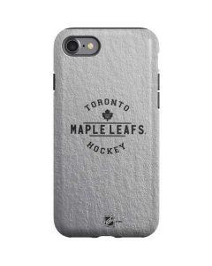 Toronto Maple Leafs Black Text iPhone SE Pro Case