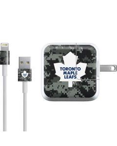 Toronto Maple Leafs Camo iPad Charger (10W USB) Skin