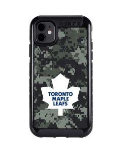 Toronto Maple Leafs Camo iPhone 11 Cargo Case