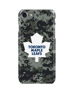 Toronto Maple Leafs Camo iPhone SE Lite Case