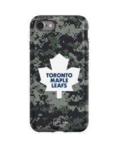 Toronto Maple Leafs Camo iPhone SE Pro Case