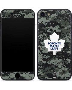 Toronto Maple Leafs Camo iPhone SE Skin