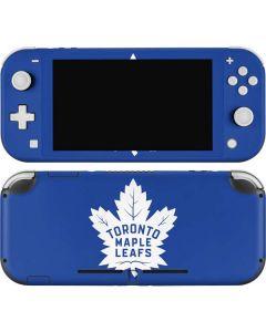 Toronto Maple Leafs Color Pop Nintendo Switch Lite Skin