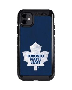 Toronto Maple Leafs Distressed iPhone 11 Cargo Case