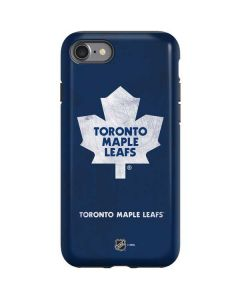 Toronto Maple Leafs Distressed iPhone SE Pro Case