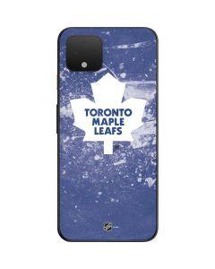 Toronto Maple Leafs Frozen Google Pixel 4 Skin