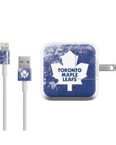 Toronto Maple Leafs Frozen iPad Charger (10W USB) Skin