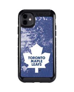 Toronto Maple Leafs Frozen iPhone 11 Cargo Case